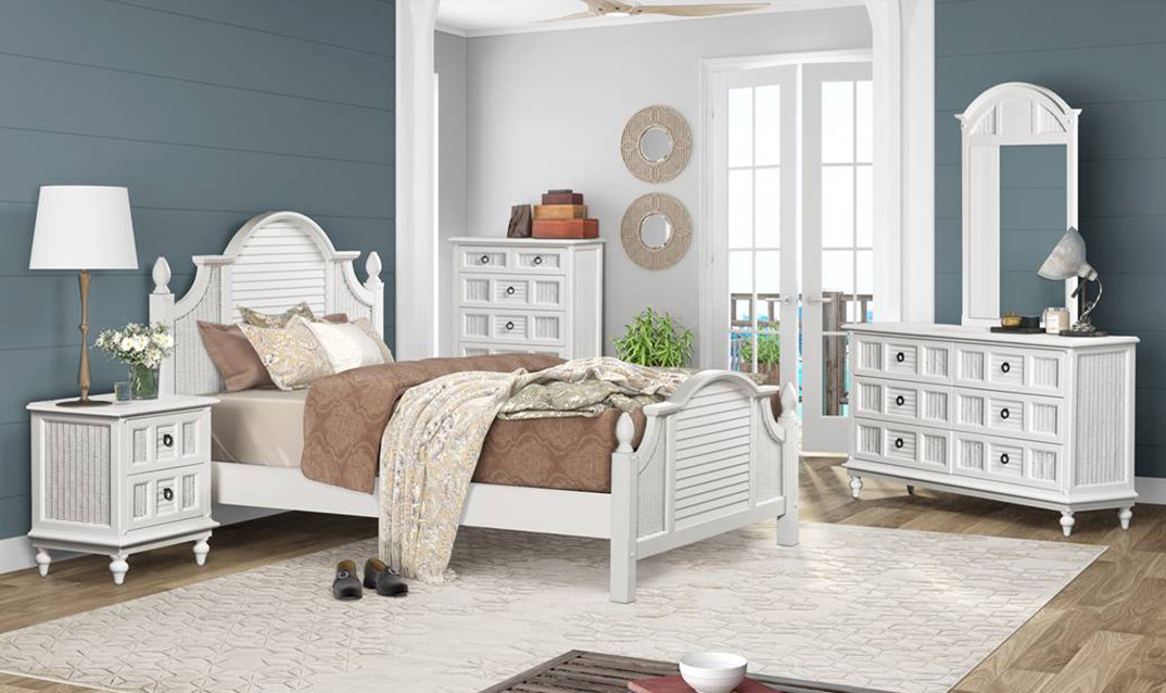 Key Largo Bedroom Furniture Collection