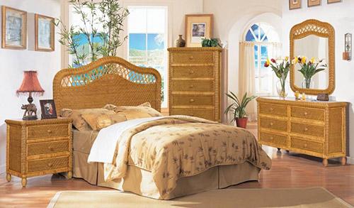 Sanibel Bedroom Furniture Collection