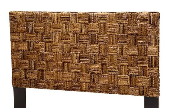 Basket Weave Headboard