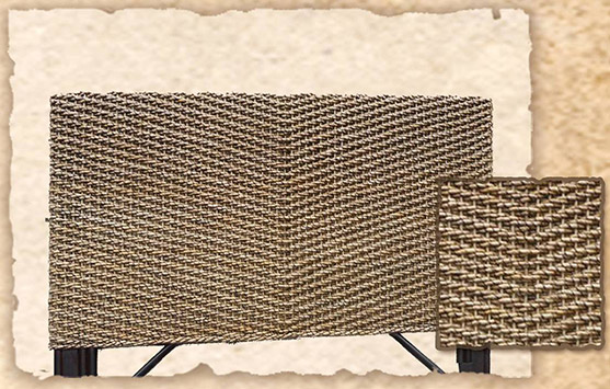 Molokai Woven Headboard