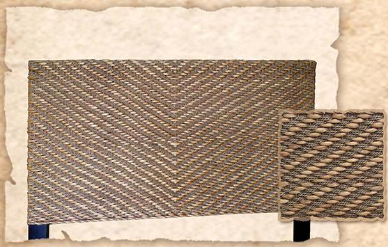 Oahu Woven Headboard