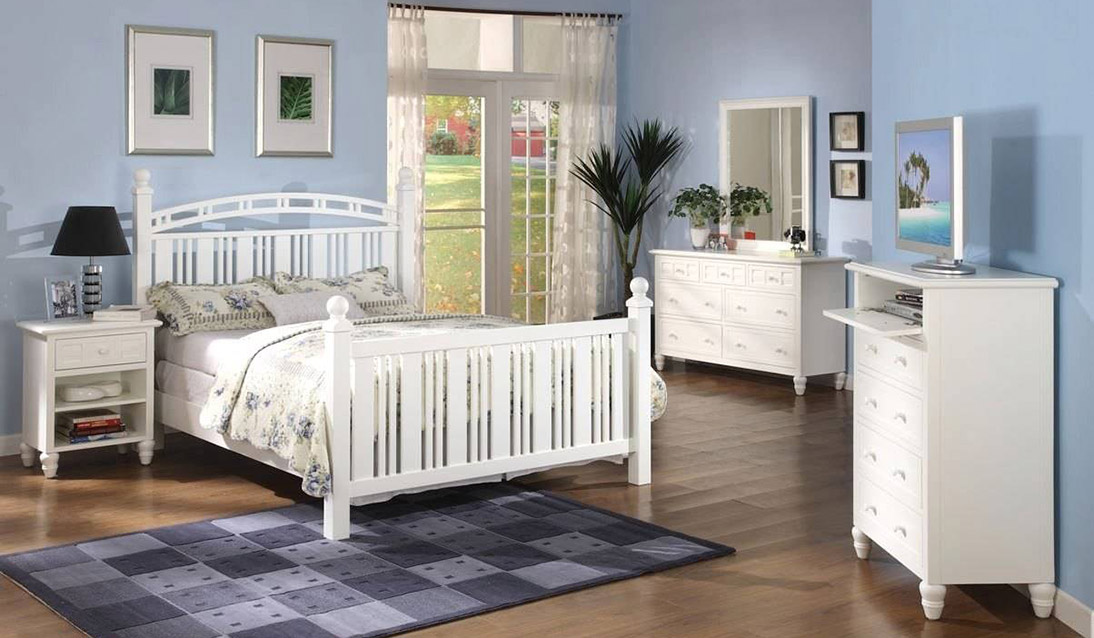 Seaside Bedroom Furniture Collection
