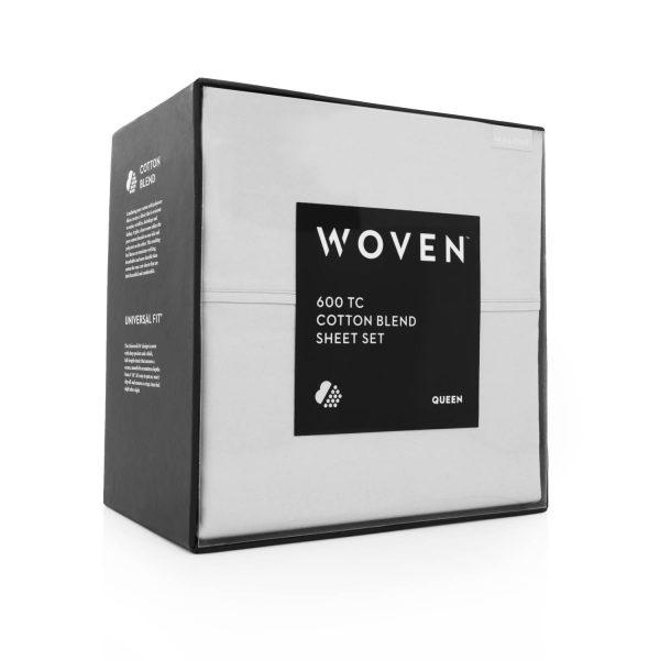 600 TC Cotton Blend - Packaging