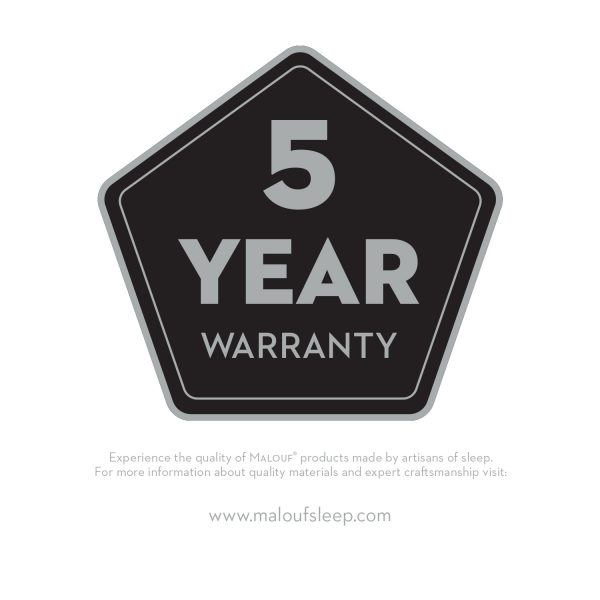 600 TC Cotton Blend - 5 Year Warranty