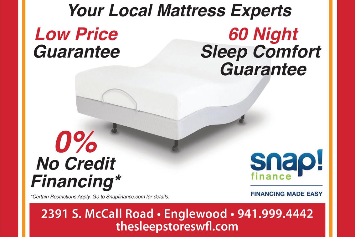 Your Local Mattress Experts - 0% No Credit Financing - 60 Night Sleep Comfort Guarantee