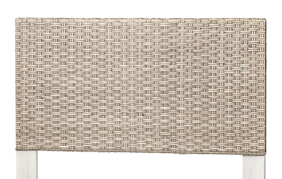 Sea Breeze Woven Headboard