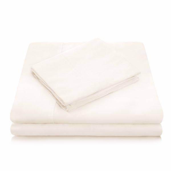 Malouf Woven ™ TENCEL™ Sheet Set in Ivory