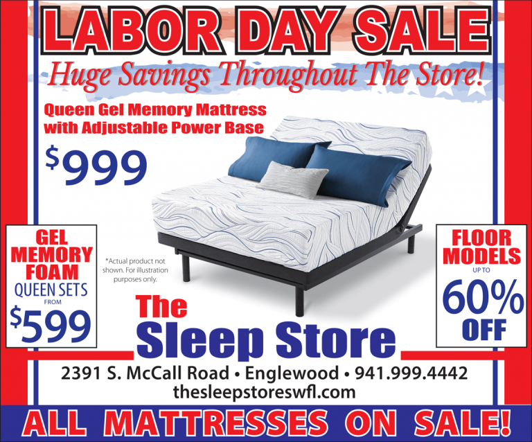 Labor Day Sale - Huge Savings throughout the store