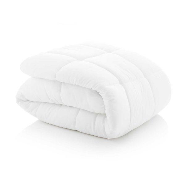 folded Down Alternative Microfiber Comforter