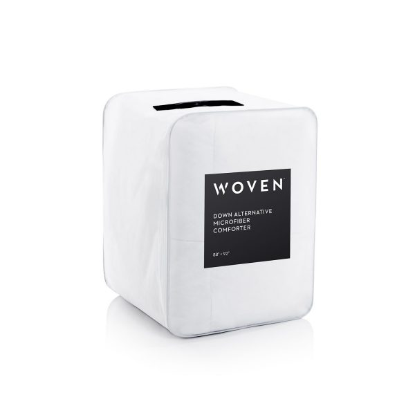 Malouf Woven ™ Down Alternative Microfiber Comforter - packaging