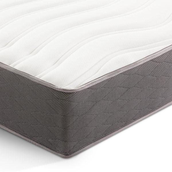 "corner view of Neeva 12"" Hybrid Mattress - Firm"