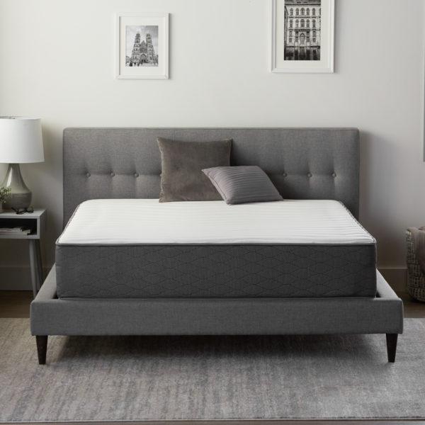 """Neeva 12"""" Hybrid Mattress - Firm - in shown in a bedroom"""