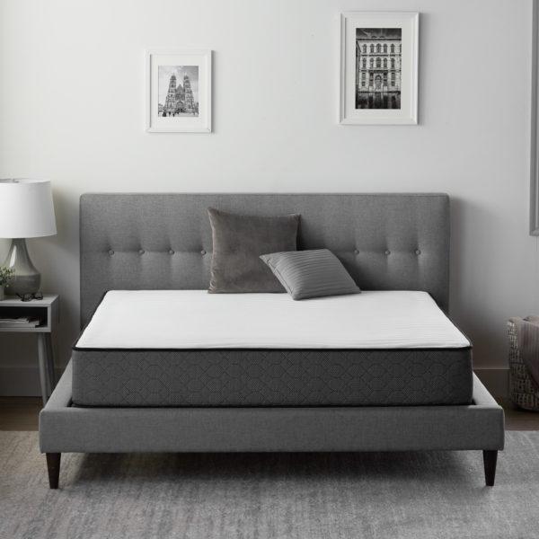 """Neeva 10"""" Hybrid Mattress - Firm - in shown in a bedroom"""