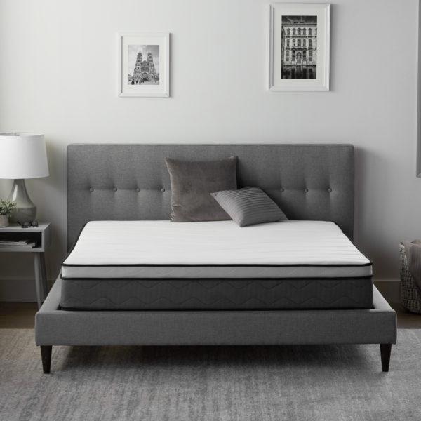 "Neeva 10"" Hybrid Mattress - Plush - in shown in a bedroom"