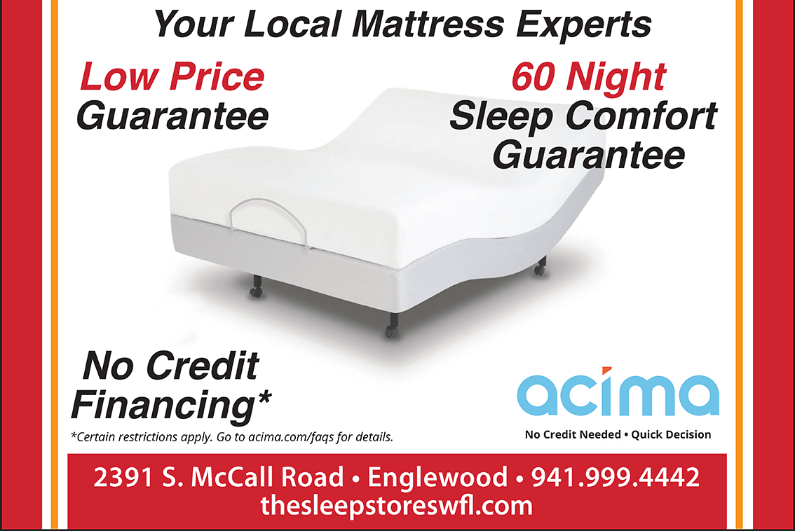Low Price guarantee - 60 night sleep comfort guarantee - no credit financing with Acima